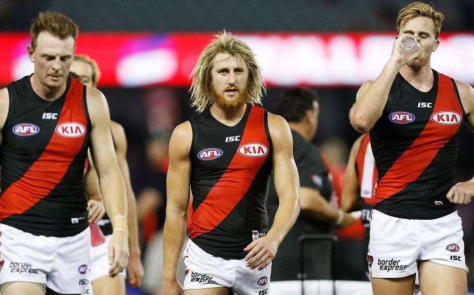 Opposition Watch At Least One Change For Essendon