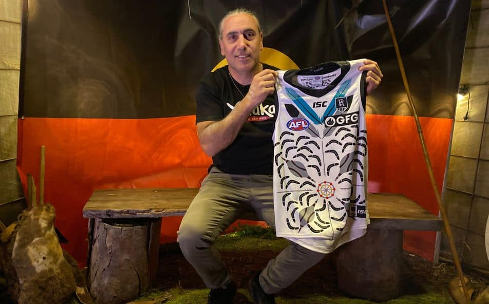 Indigenous Guernsey Designer S Pride At Creation