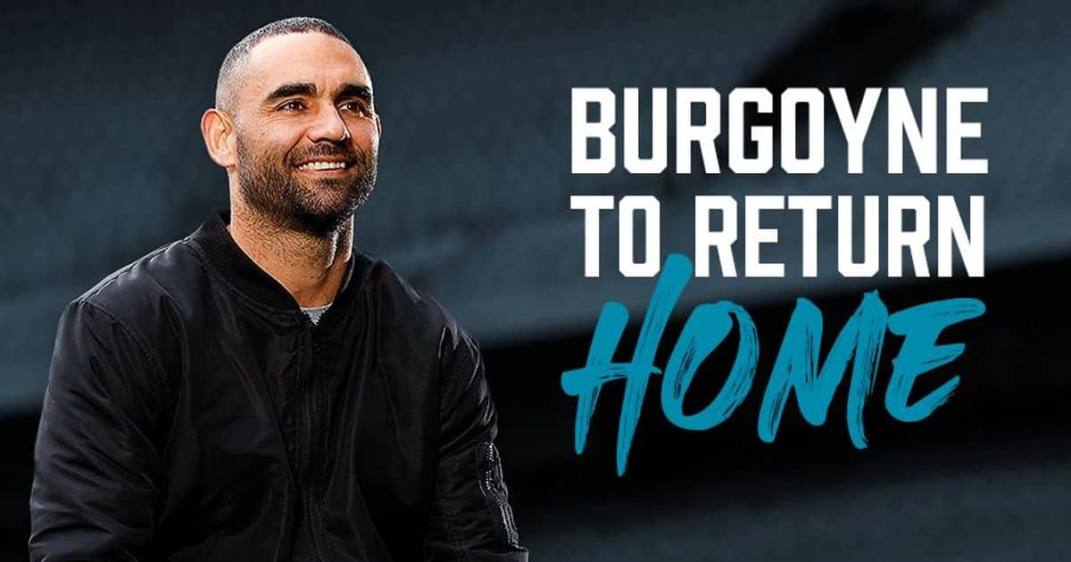 A familiar face welcomed home